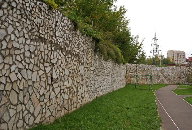 Подпорные стены в Москве и области