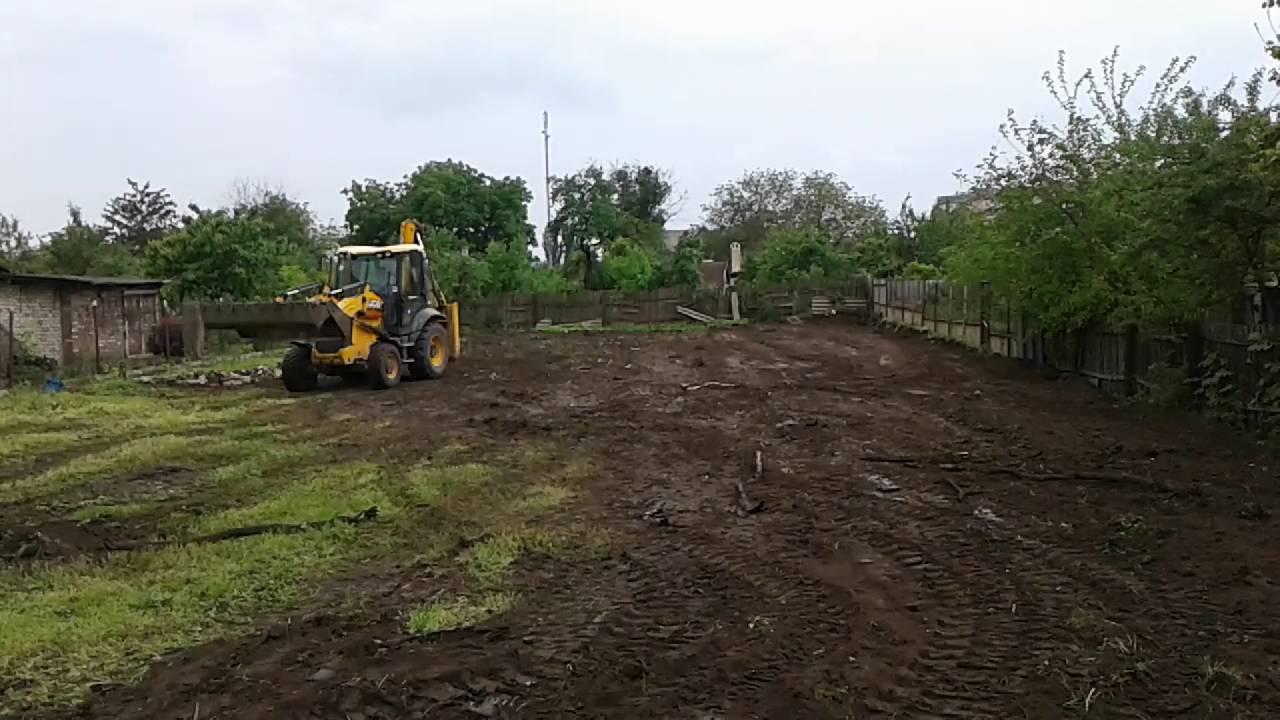 Подготовка участка к строительству в Москве и области